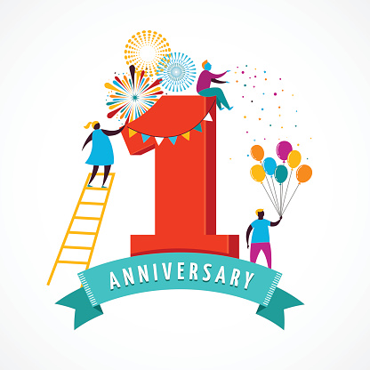 Image result for congratulations 1 year image