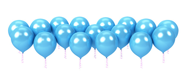 Image result for blue balloons